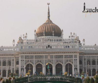 Picture of Hussainabad Chota Imambara Lucknow