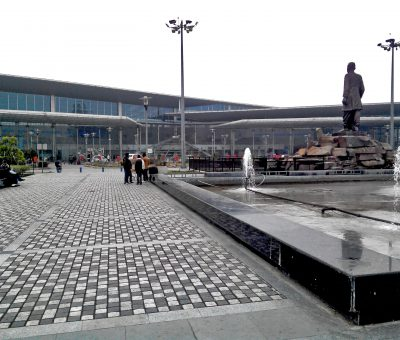 Picture of Chaudhary Charan Singh Airport Terminal Lucknow India