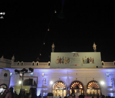 Baradari - a heritage hall for events. constructed furing the time of Nawabs of Lucknow