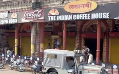Pic of indian-coffee-house-lucknow