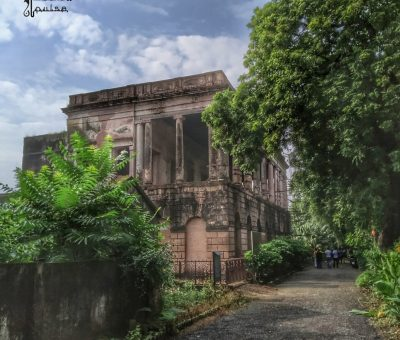 Kothi Bibiyapur - a hidden heritage gem at Lucknow