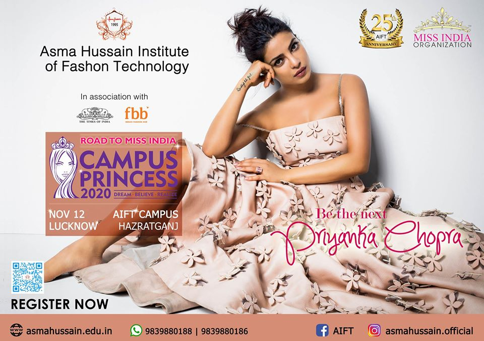 campus princess auditions at lucknow pulse